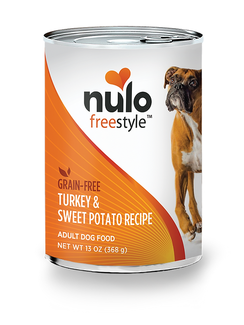 Nulo Turkey & Sweet Potato Recipe