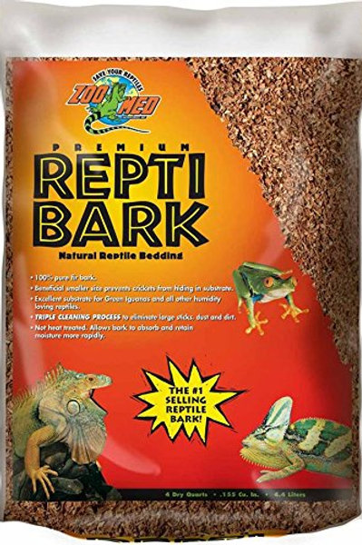 Zoo Med Premiun Repti Bark Natural Bedding