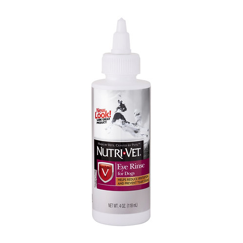 Nutri Vet Eye Rinse for Dogs