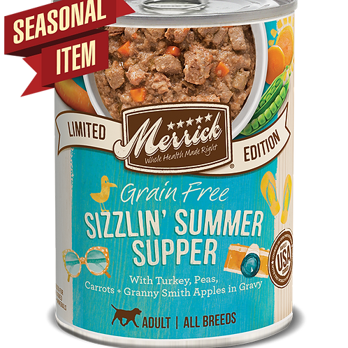 Merrick Sizzlin' Summer Supper