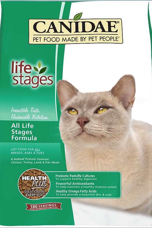 Canidae Cat All Life Stage Formula