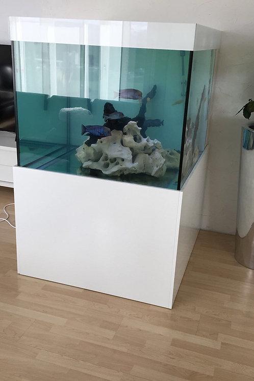 Aquarium Kombi 80x80x80