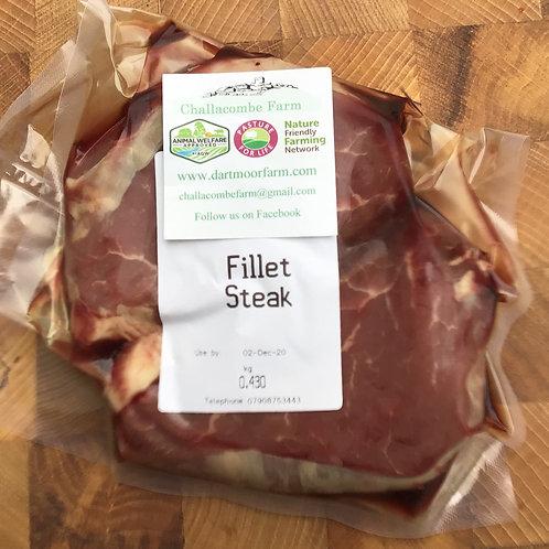 Pack of 2 Fillet steaks