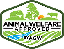 Animal Welfare Approved by A Greener World
