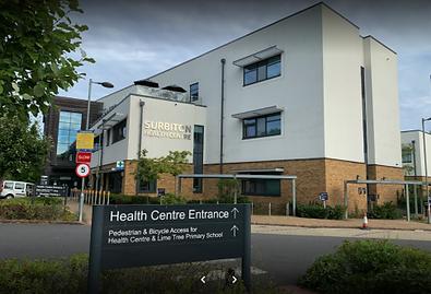 Surbiton Health Centre, Brunswick Surgery, Ewell Rd, Surbiton KT6 6EZ
