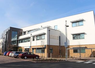 Surbiton Health Centre, Ewell Rd, Surbiton KT6 6EZ