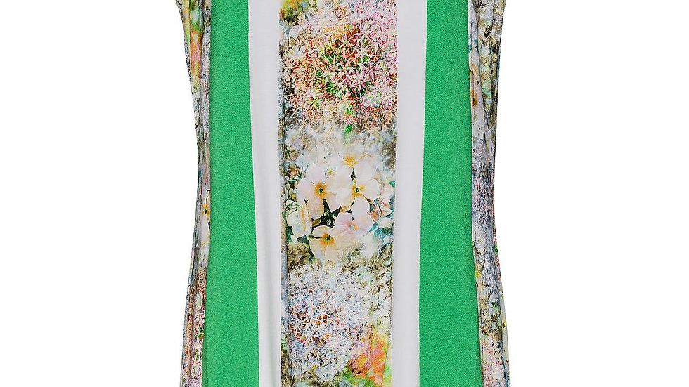 Floral a Line Dress