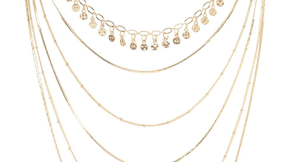 Delicate Layer Necklaces