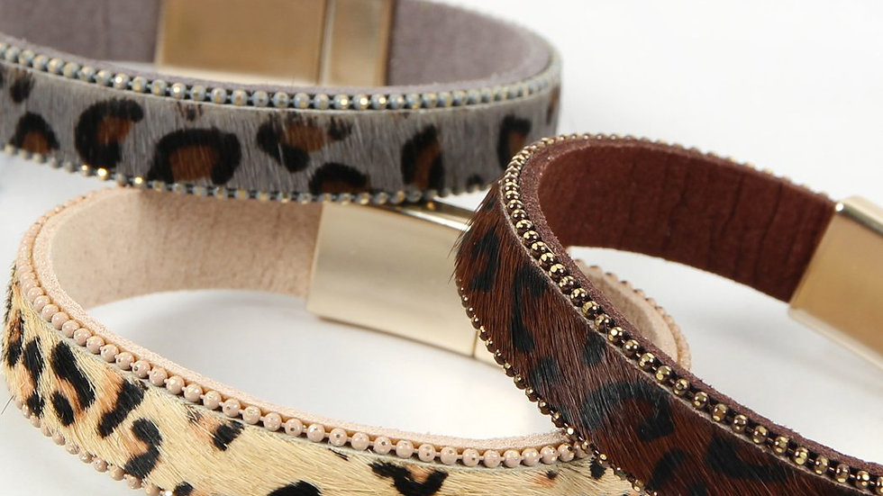 Magnetic Lock Bracelet