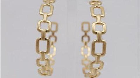 Diane Hoop Earrings