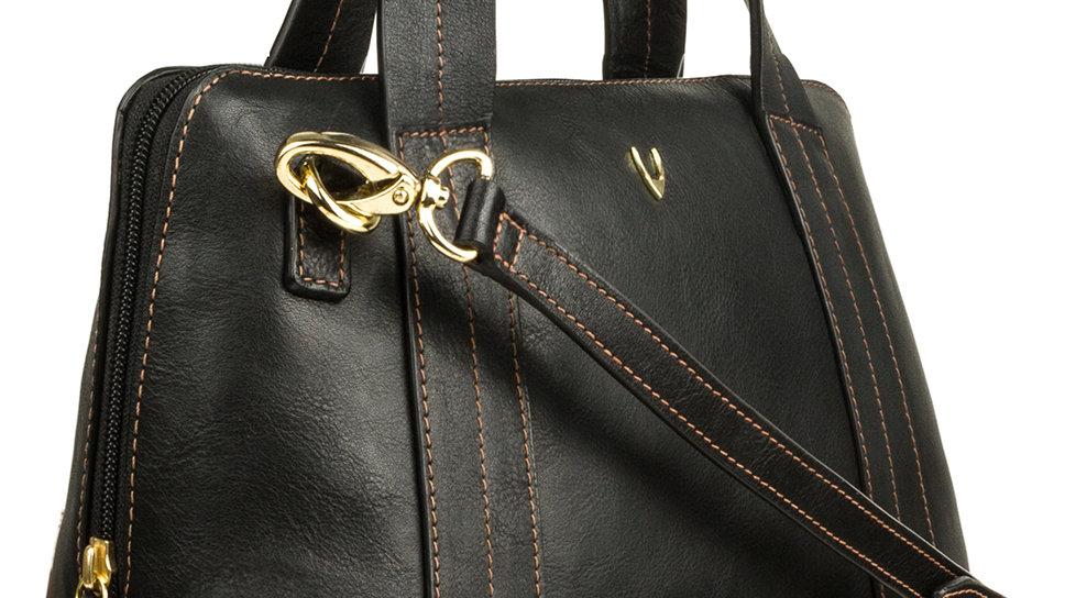 Cerys Leather Satchel