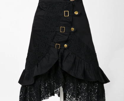 The Essentials of the Feminine Wardrobe: The Black Skirt