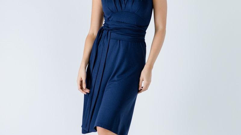 Sleeveless Empire Line Dress