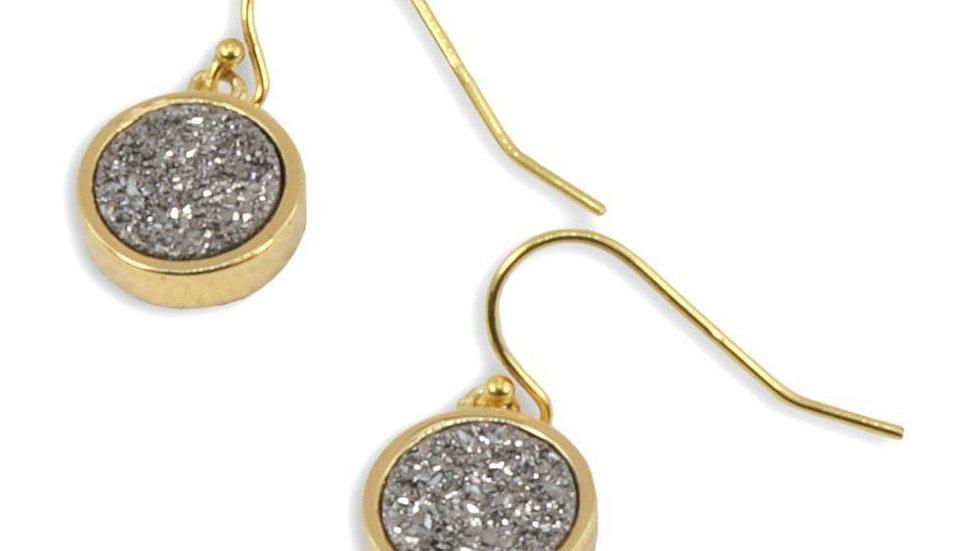 Celia Druzy Earrings