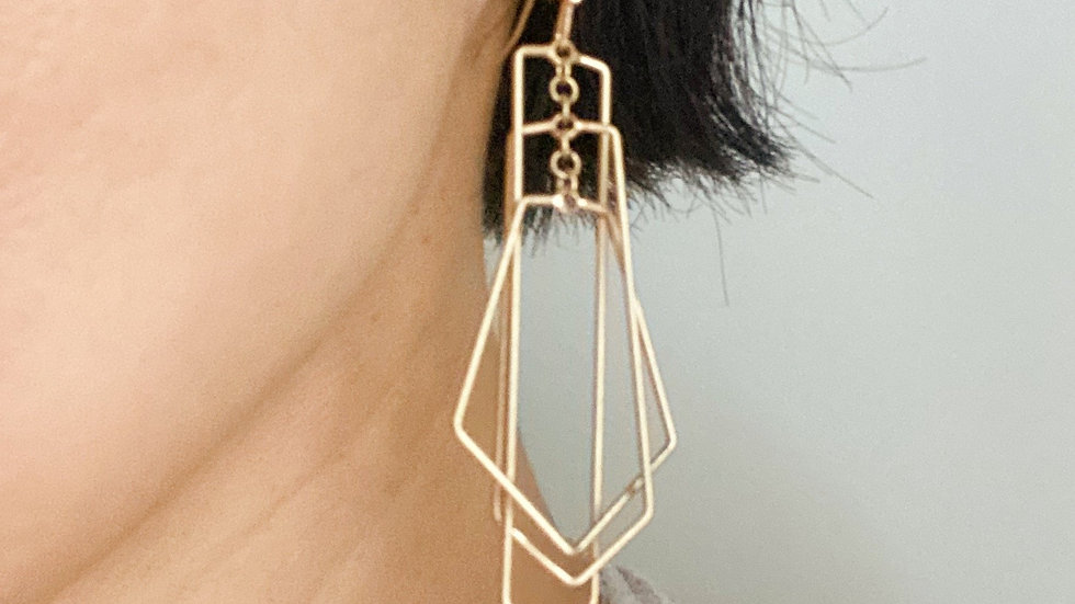 Shapes Overlay Earrings