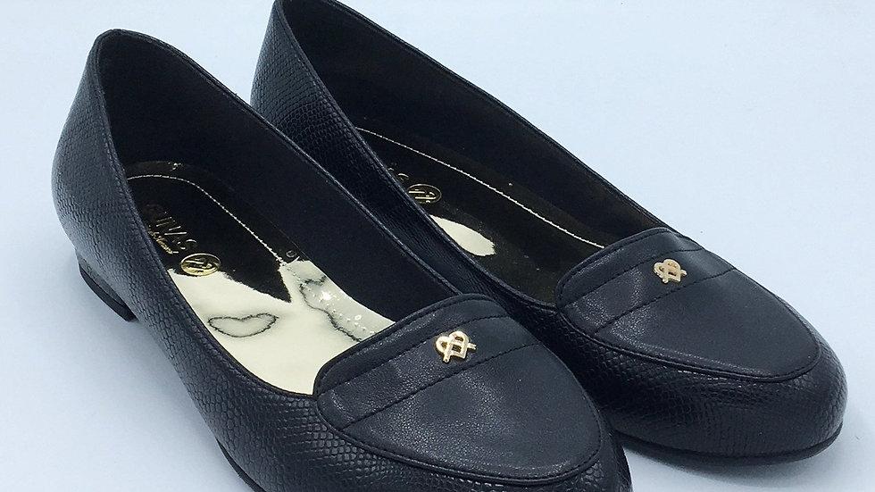 Aubrey - Black Vegan Shoes