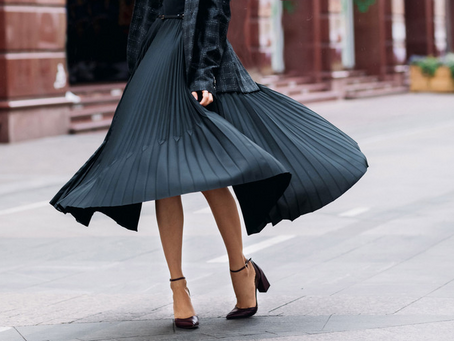 How to Make Your Little Black Dress More Stylish in Spring