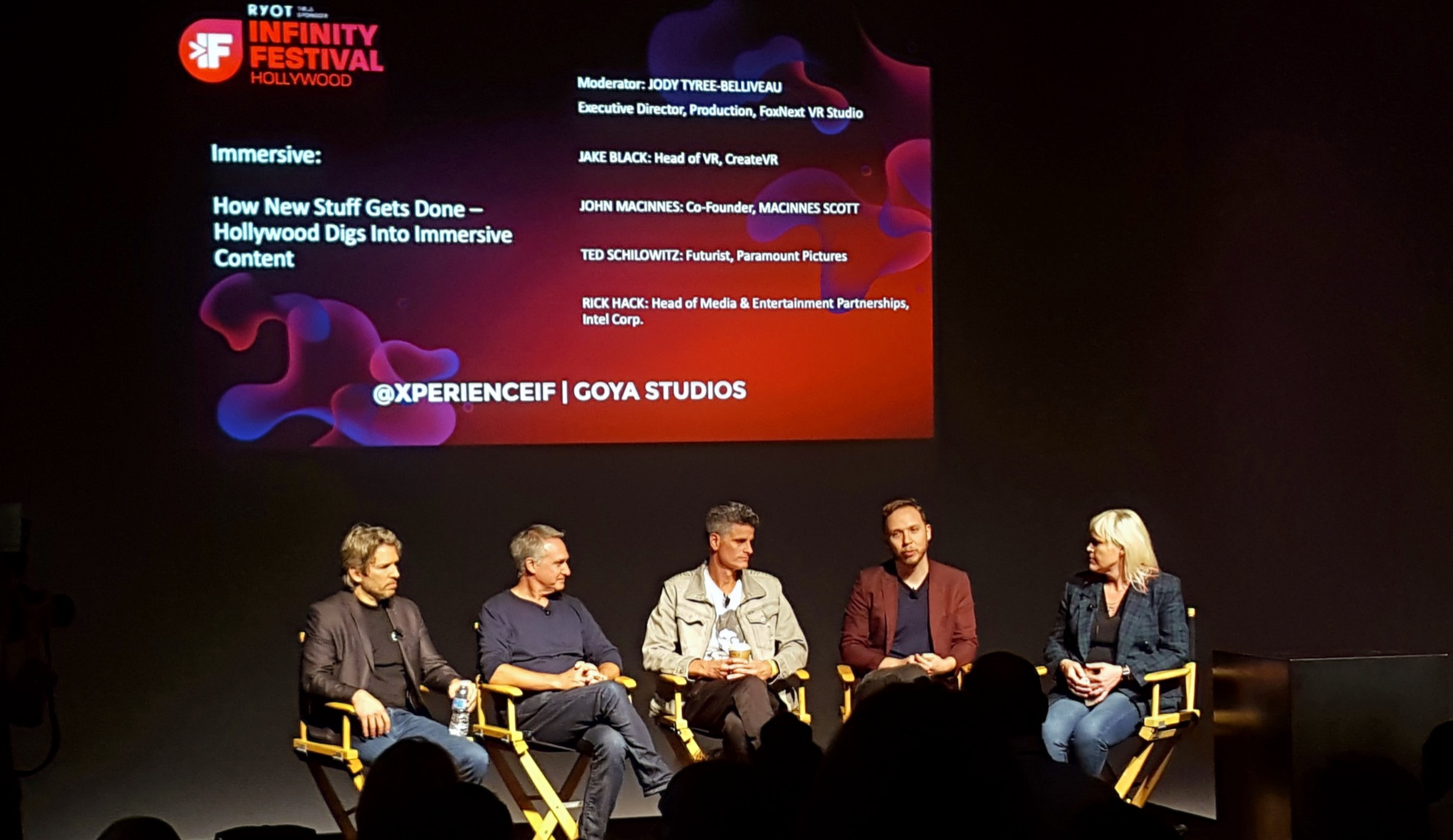 Infinity Festival, Hollywood 2019