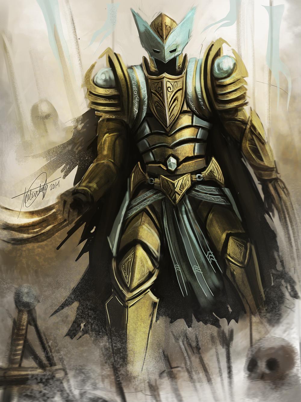Medieval Wolverine
