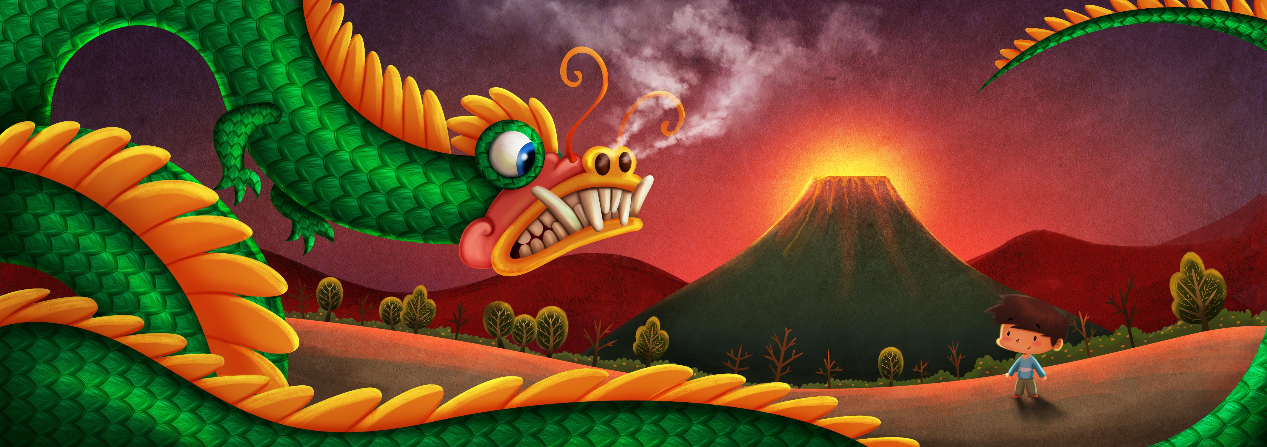 Dragon-SPREAD-1-FA