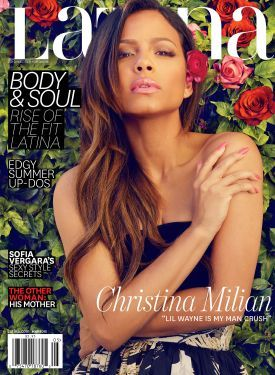Latina.com May 2015 Cover Page