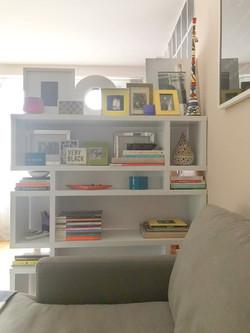 Harlem Home - Living Room Detail
