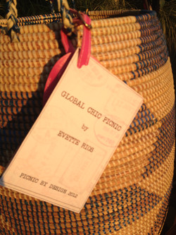 Picnic By Design 2012 - Global Chic Basket (1)