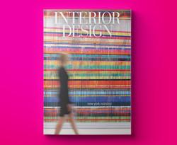 INTERIOR DESIGN MAGAZINE - SEPT 2014 - COVER PAGE