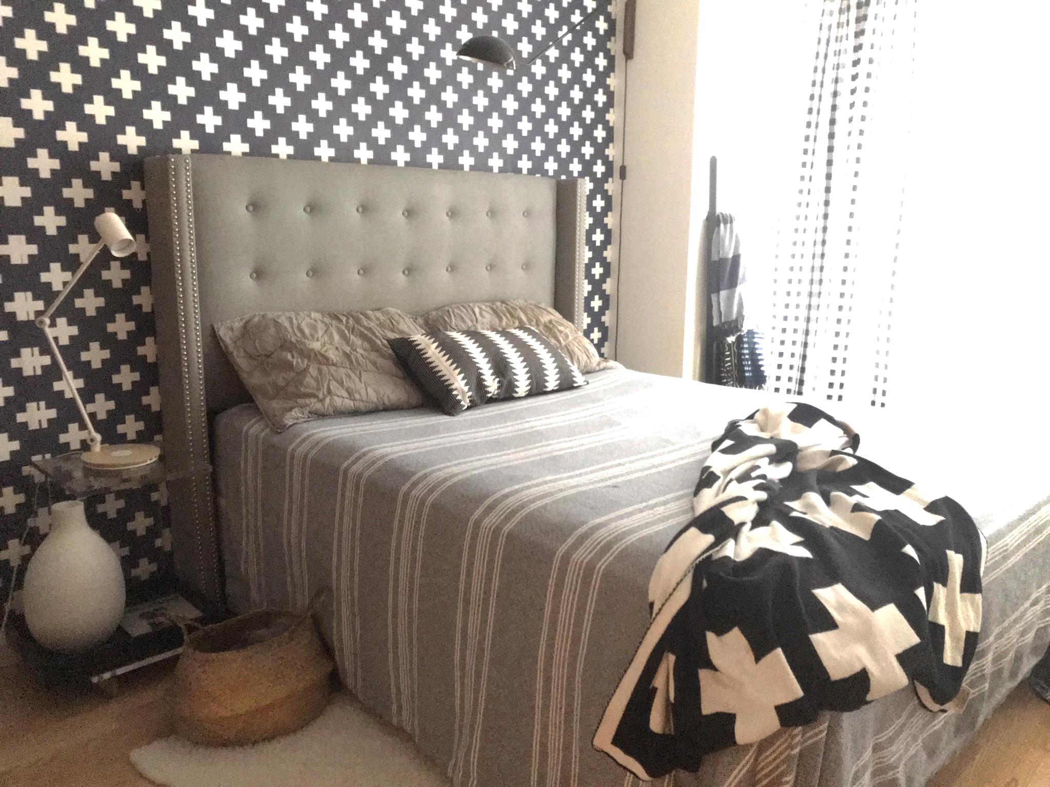 Harlem Home - Bedroom