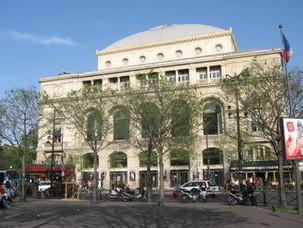 Théâtre de la ville Paris