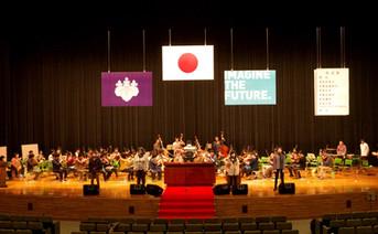 筑波大学式典歌唱リハーサル