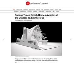 AJ British Homes Award