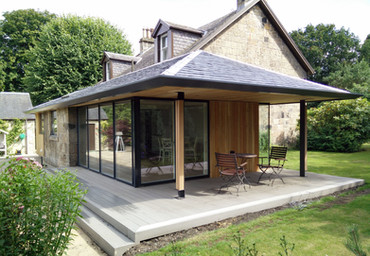 Lenzie Garden Room