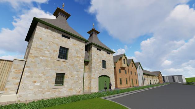 Whisky Distillery