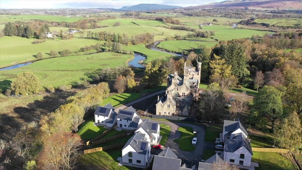 Dalnair Castle