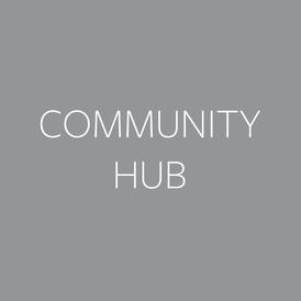Community Hub.