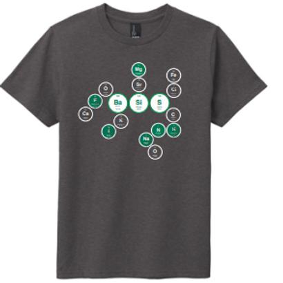 BASIS Mesa Cotton T-Shirt new element logo