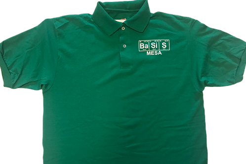 Polo Shirt with BASIS Element logo
