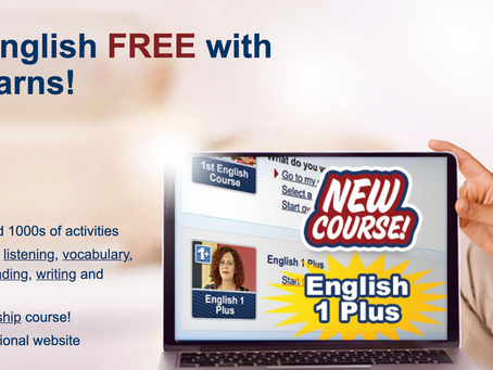 Kursu no livru lian-Inglés online no gratis!