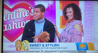 Bella on Today Show