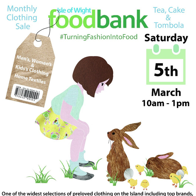 Foodbank Poster March 2016