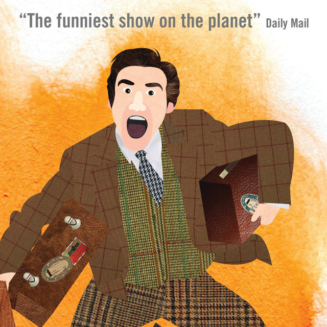 One Man Two Guvnors Flyer