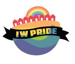 Isle of Wight Pride logo