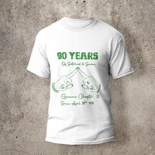 90 Year Celebration T-Shirt