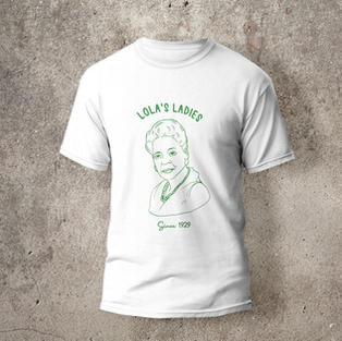Lola's Ladies T-shirt
