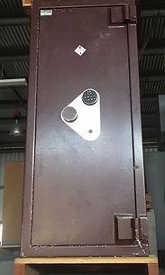 used safe