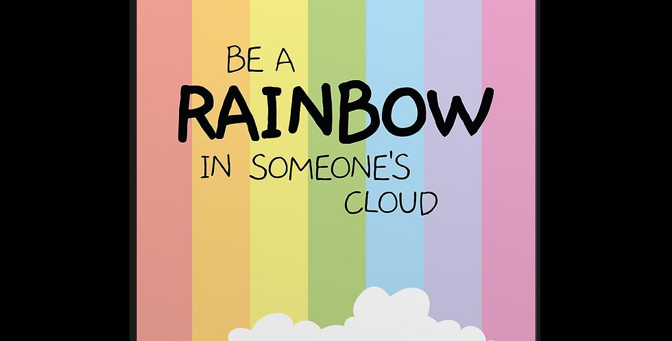 Be a Rainbow פוסטר