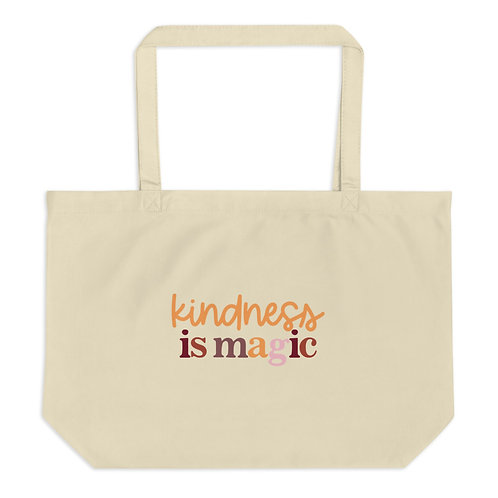 Kindness Organic Tote Bag