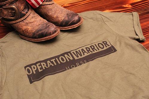 OWH Unisex Short Sleeve Shirt