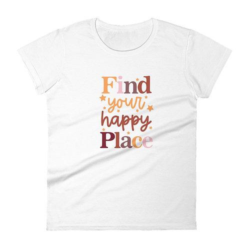 Happy Place Women's Tee